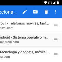 Ordena tus marcadores de Chrome para Android con este truco