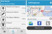 Foursquare llega a los móviles S40, haz check-ins desde tu Nokia Asha