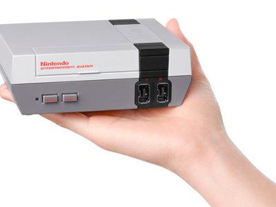 No la disfrutarás este verano, pero estas navidades querrás viciarte con la mini NES de Nintendo