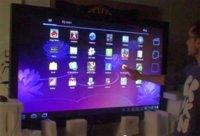 La mayor tablet Android hasta la fecha: 65 pulgadas
