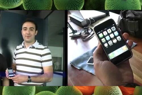 Así nos asombrábamos hace 14 años al utilizar un iPhone original por primera vez