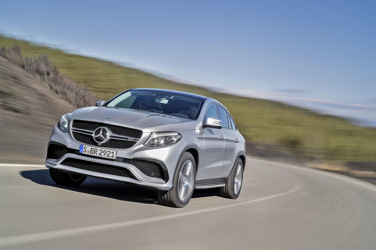 Foto de Mercedes-AMG GLE 63 Coupé (1/9)