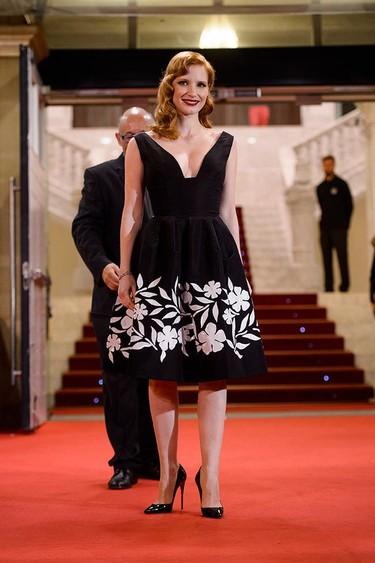 El mejor look de la semana del 22 al 28 de septiembre: alfombras rojas de cine