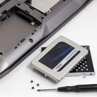 Disco duro SSD Crucial MX300 de 275GB por 77,90 euros y envío gratis