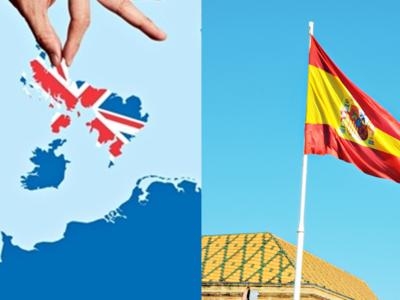 """Así podría España """"sacar tajada"""" del Brexit"""