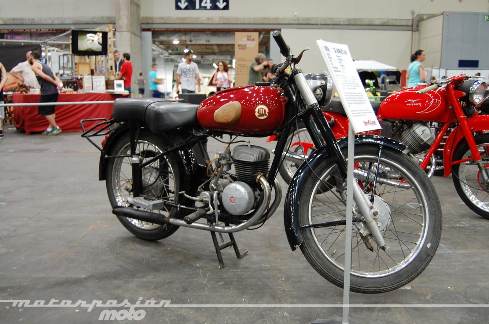 Foto de Mulafest 2014, exposición de motos clásicas (13/35)
