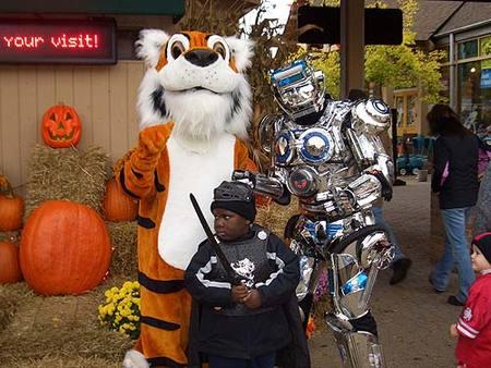 """Boo at the Zoo"", un Halloween muy bestia"