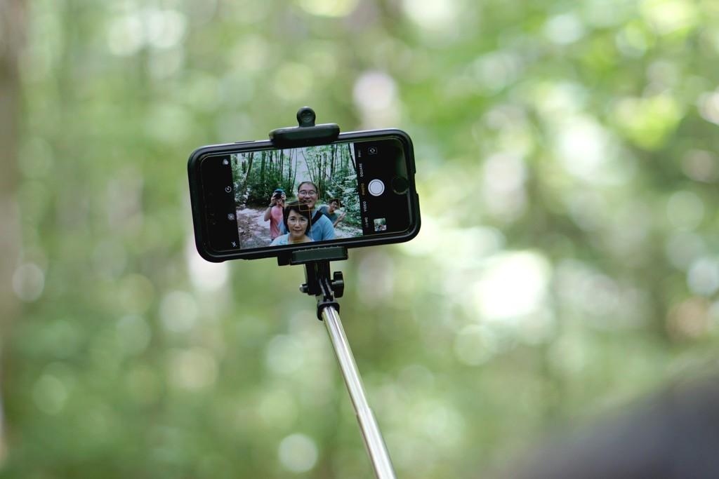Apple patenta un sistema con el que podríamos tomar selfies grupales online