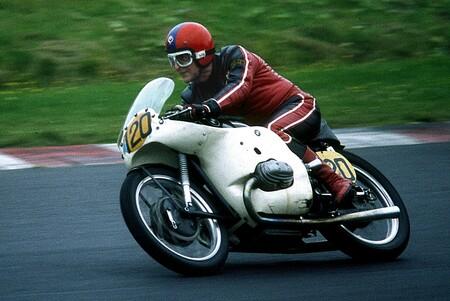 Walter Zeller Bmw 500cc 1956