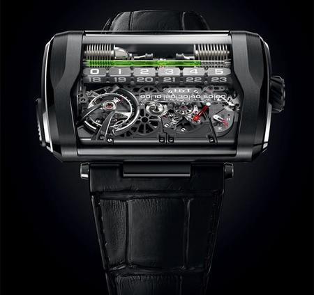 Nuevo reloj H3 de HYT,  el futuro ha llegado