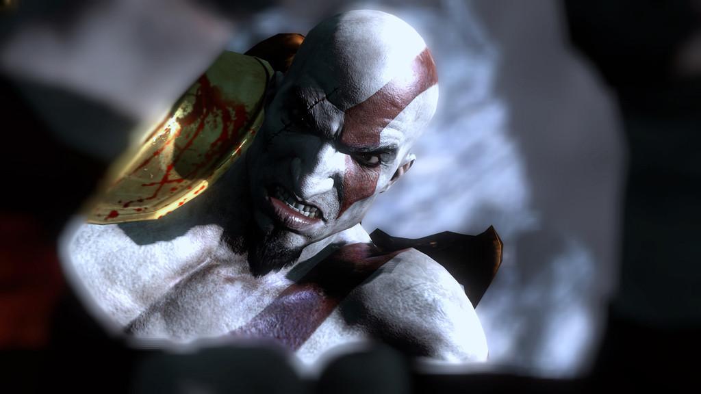 Foto de 'God of War III' nuevas imágenes 09/03 (1/20)