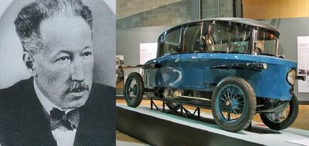 Edmund Rumpler, el ingeniero judío que revolucionó el mundo de la aviación y la automoción y sobrevivió al nazismo