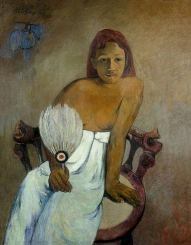 gauguin-mujer-abanico