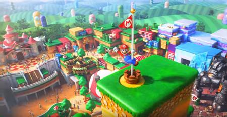 Así será la atracción de Mario en los parques de atracciones de Universal