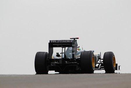 Lotus está estudiando pasarse a los motores Renault o Mercedes