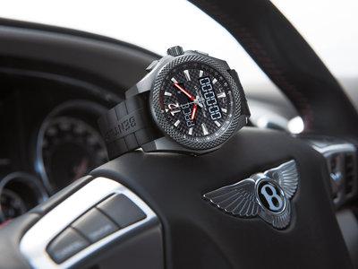 El Breitling for Bentley Supersports B55 tiene más tecnología de la que puedes esperar