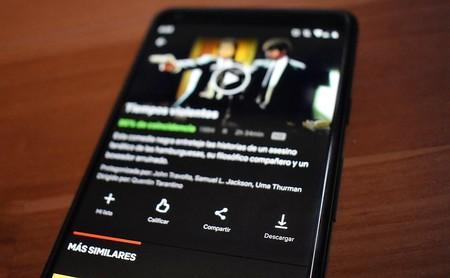 Cómo descargar películas y series de Netflix para ver sin conexión