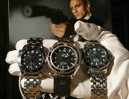 reloj james bond casino royale
