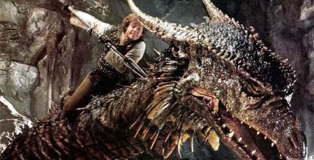 El dragon del lago de fuego 4