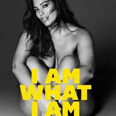 I am What I am: Ashley Graham se reivindica tal y como es como nueva imagen de Violeta by Mango