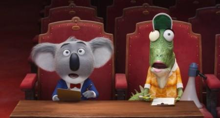 '¡Canta!' ('Sing'), tráiler de un musical animado con reparto estelar