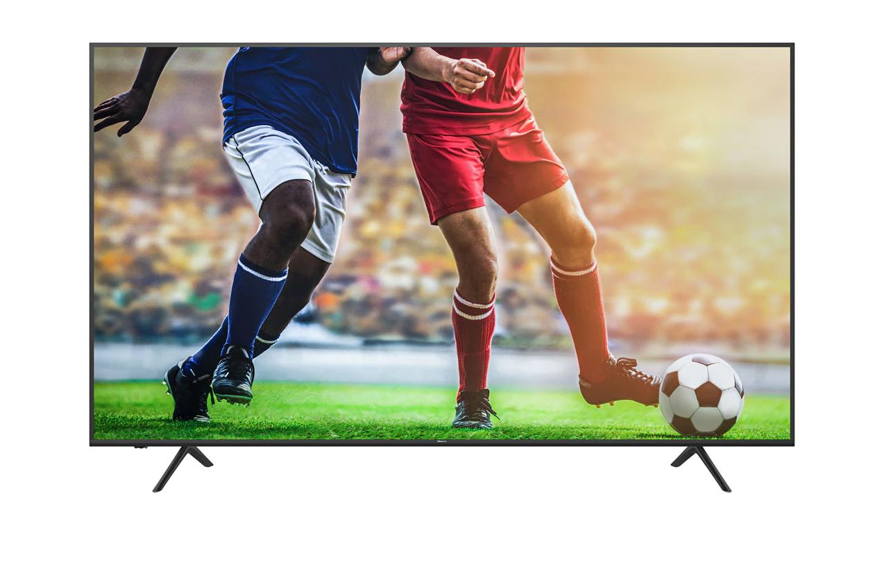 "TV LED 189,5 cm (75"") Hisense 75A7100F UHD 4K Ultra Dimming, HDR10, Modo Game y Smart TV"