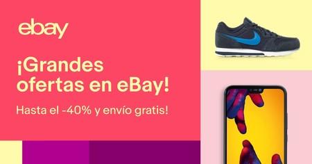 Móviles, portátiles y aspiradores rebajados este fin de semana en eBay: las 18 mejores ofertas