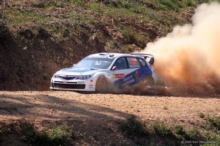 Marcus Grönholm podría volver en Polonia con Subaru