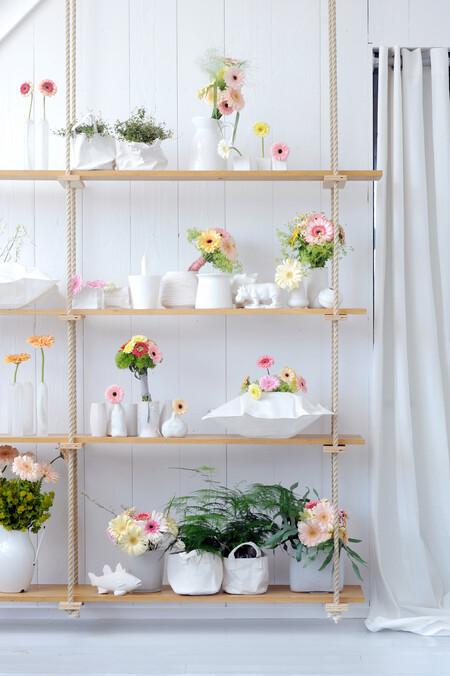 Efecto terapéutico de las flores