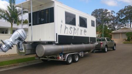 Inspire Houseboat 2