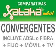 Comparativa Oferta Convergente De Fijo Adsl O Fibra Movil Television 1