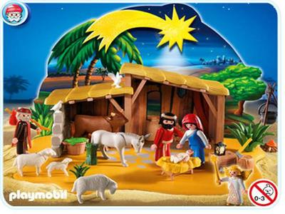 Playmobil navideños para regalar a los peques
