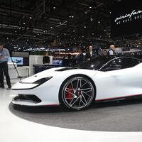 El Pininfarina Battista es un hiper coche eléctrico de 1.900 CV: ¡0-300 km/h en menos de 12 segundos!