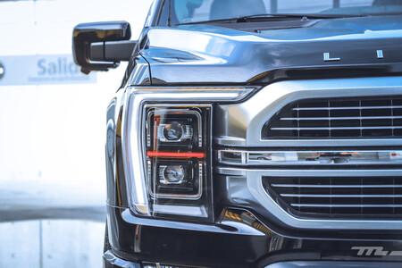 Ford Lobo 2021 Prueba De Manejo Opiniones Precio 21