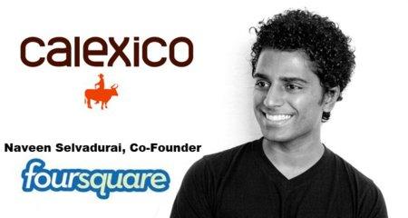 Naveen Selvadurai, co-fundador de Foursquare deja la compañía
