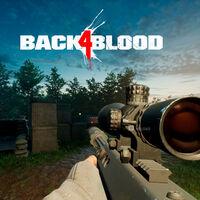 Baraja de fusil de francotirador en Back 4 Blood