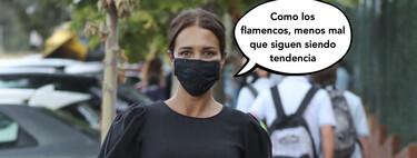 """Los primeros síntomas del embarazo de Paula Echevarría: """"me duermo de pie"""""""