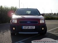 Ford Fusion 1.6 TDCi, prueba (parte 2)
