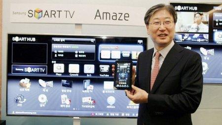 Samsung apuesta por los televisores superconectados