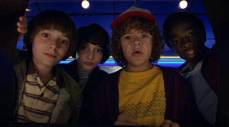 Boys Stranger Things