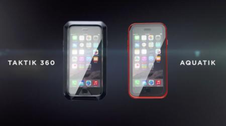 TAKTIK 360 y AQUATIK, éstas podrían ser las mejores fundas contra agua y polvo para el iPhone 6