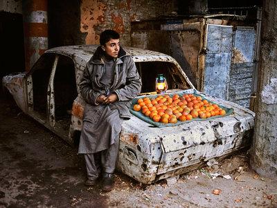 'Steve McCurry: Afganistán', el libro que repasa el trabajo del famoso fotógrafo en su país talismán