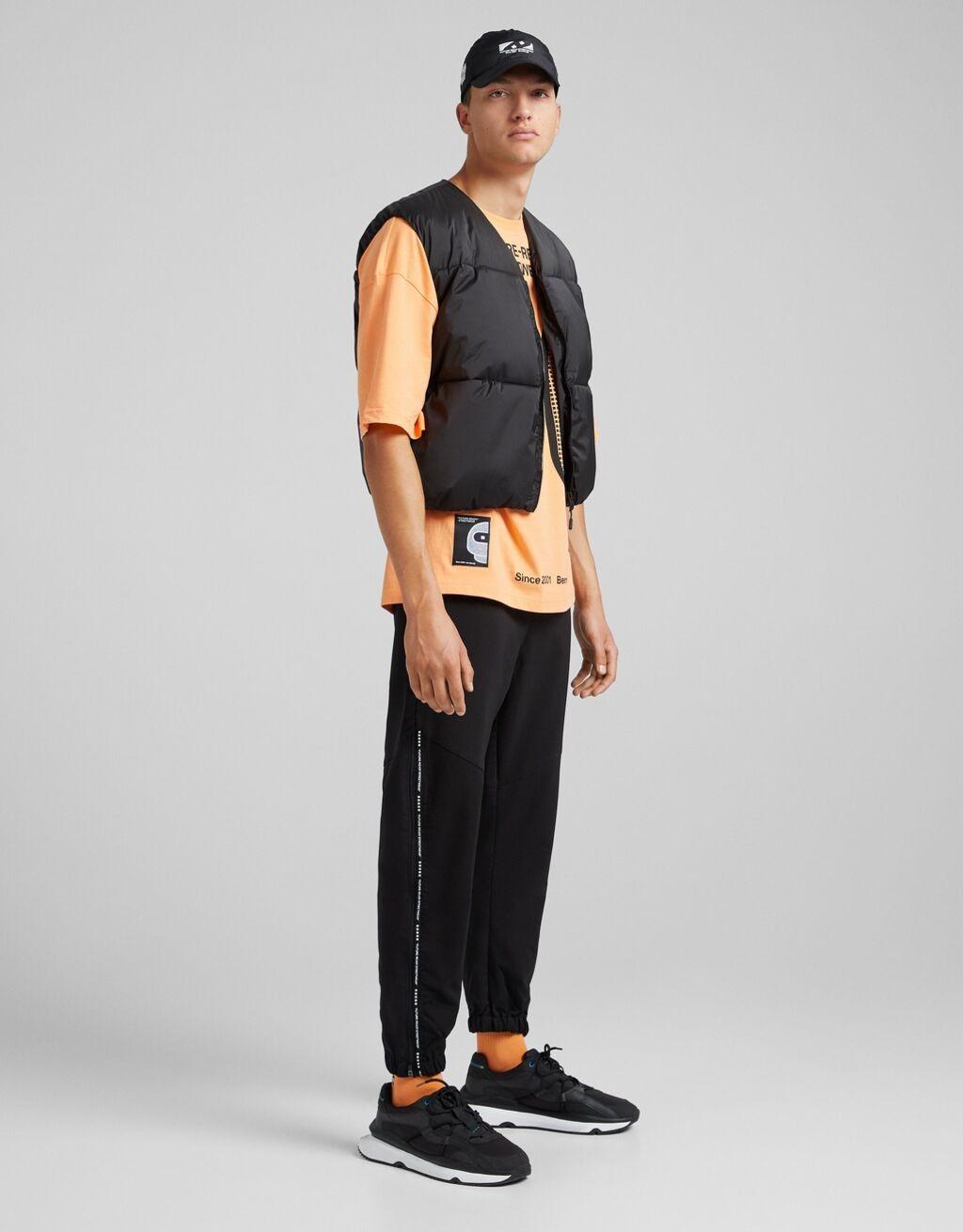 Pantalón jogger técnico FUTURE-READY ACTIVEWEAR cremallera