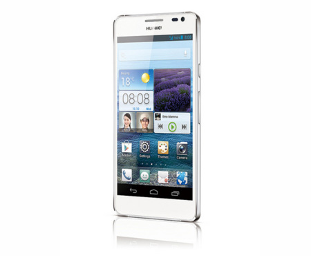 Ascend D2, toda la información del nuevo Android de Huawei