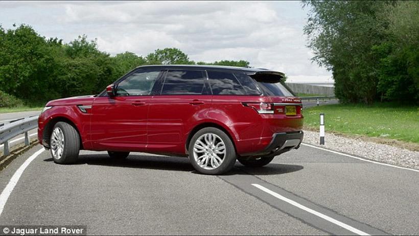 Foto de Range Rover Sport (1/8)