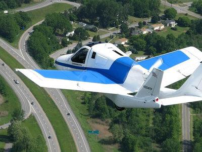 El coche volador que conducirás en 5 años ya es una realidad