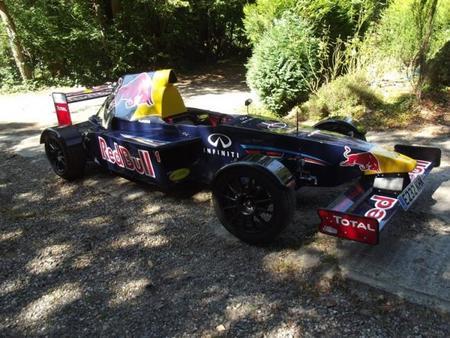 A la venta réplicas de Fórmula 1 homologadas para carretera