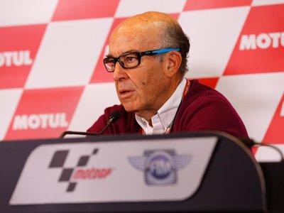Carmelo Ezpeleta habla de los planes de MotoGP: Rossi y la posibilidad de un circuito urbano