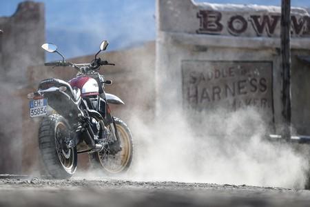 Ducati Scrambler Desert Sled 46