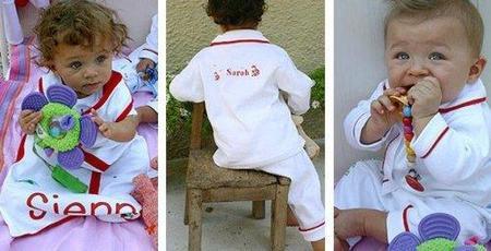 Sorprentas, ropa personalizada para bebés y niños